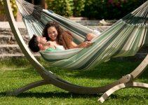 Confortable et intime le hamac peut se conjuguer à 2