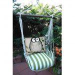 La décoration d'une chaise hamac est entièrement subordonnée à vos goûts
