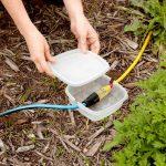 Bien isoler l electricite pour un luminaire exterieur au sol