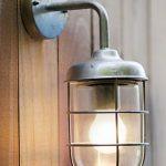 Luminaire lanterne exterieur pour mur applique