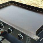 Planchas électriques grande taille usage exterieur