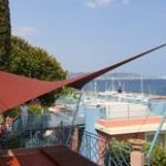 Toile triangulaire pour terrasse (4)