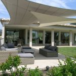 Voile ombrage terrasse format big size