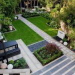 Jardin japonais esprit moderne