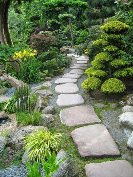Jardin Japonais, esprit zen et beauté réunis - Salon de Jardins