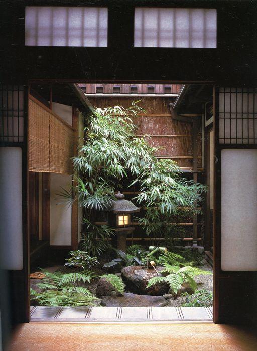 Jardin Japonais Interieur Maison