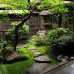 Jardin japonais qui respire la quietude