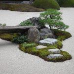 Sable roc pour un jardin japonais super zen