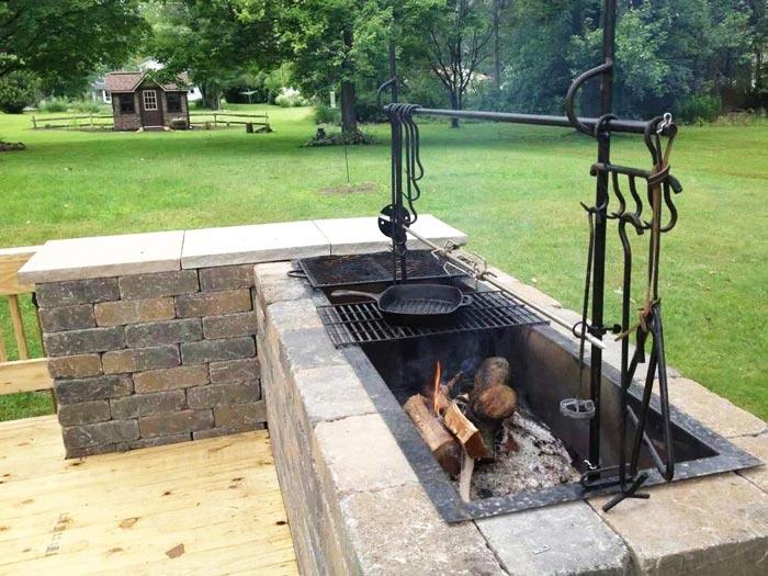 Bien Choisir Son Barbecue En Pierre Salon De Jardins