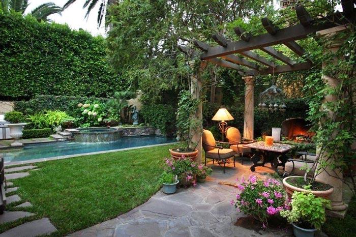 Comment d corer son jardin 15 belles id es salon de - Comment decorer son jardin ...